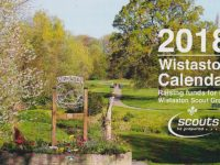 Wistaston Scout Group leader's calendar boosts new centre