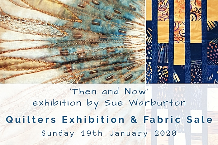 2019 Sue Warburton Then and Now Nantwich Exhibition