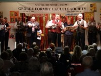 South Cheshire George Formby Ukulele Society celebrates 20 years