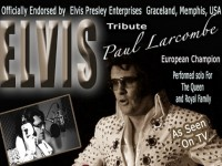 South Cheshire Elvis tribute Paul Larcombe to star in Channel 5 film