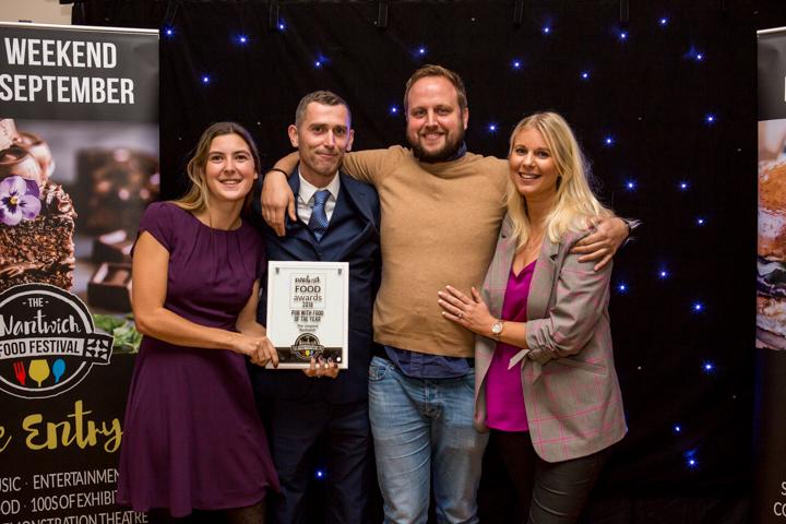 2018 Food Award winners 1
