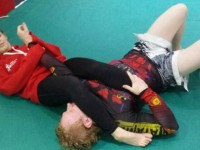 Nantwich martial arts fighter helps Syrian refugees with 24-hour wrestle