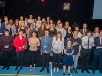 South Cheshire College students celebrate at annual awards event