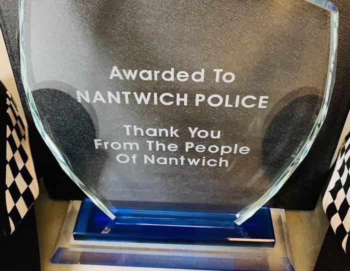 Nantwich police award