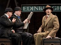 Review: The 39 Steps, at Crewe Lyceum