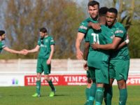 Nantwich Town close to play-off place after 3-0 win over Ilkeston