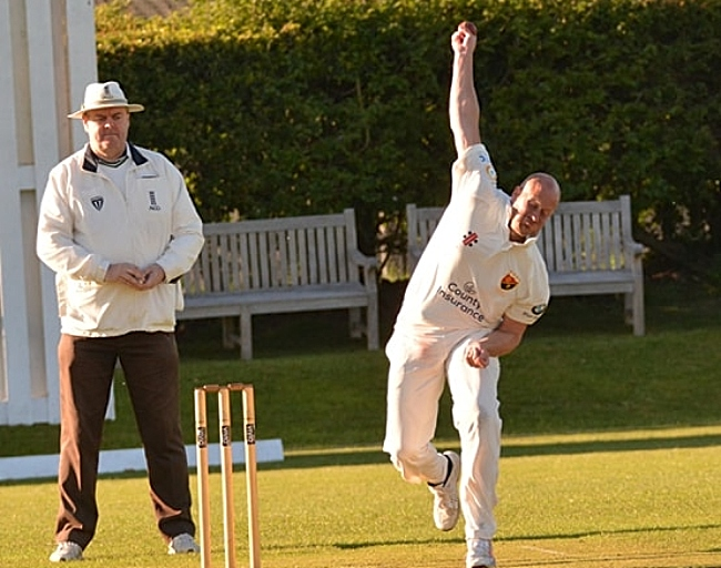 600 wickets for jimmy warrington