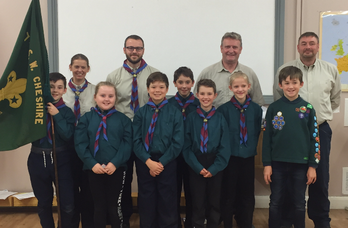 7th millfields scout group