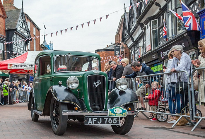 8 weaver wander 2016, pic by Nantwich Events Photography