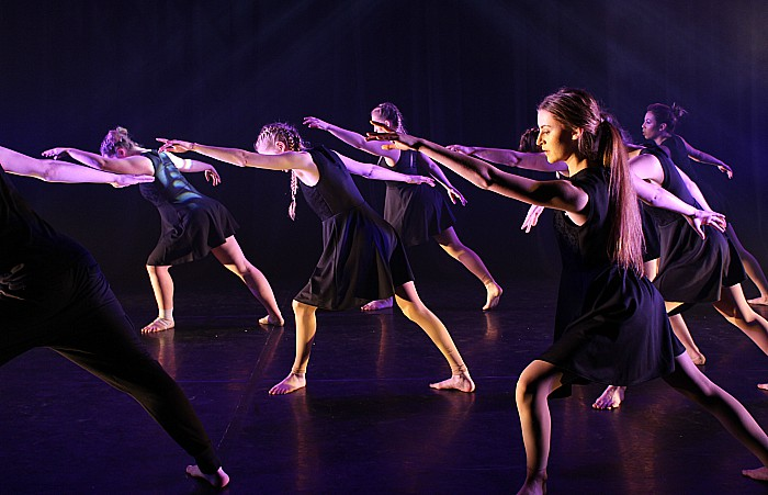 Dance 2018 - cheshire college south and west