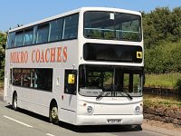 Nantwich bus service to Leighton Hospital saved by Mikro Coaches