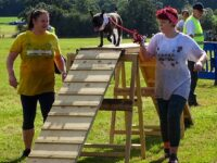 """""""Woof Mudder"""" dog event in Nantwich raises funds for hospice"""
