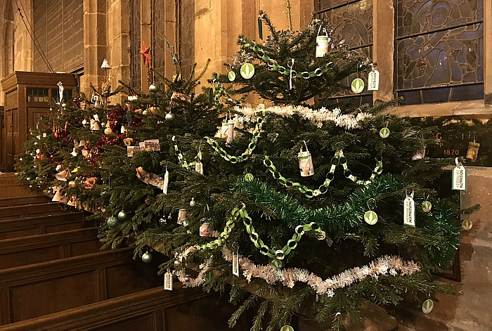 A section of the Christmas Tree Festival (1)