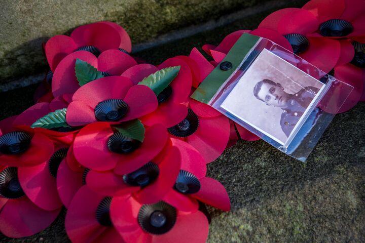 Armistice centenary in Nantwich 14