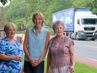 Willaston and Wistaston call for HGVs to be moved off A534