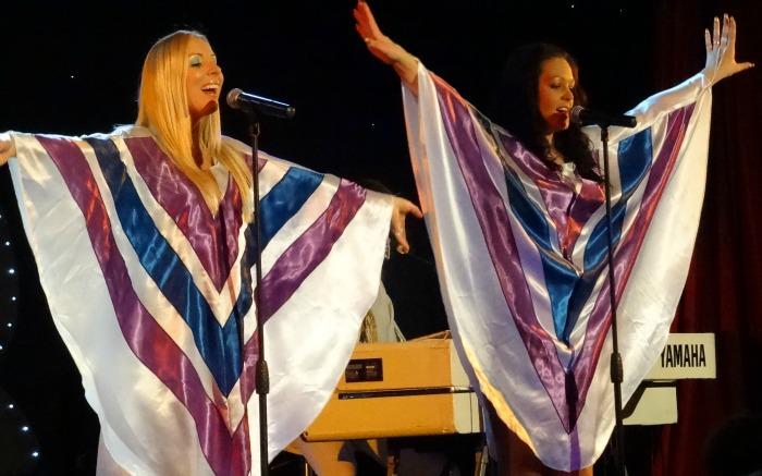 ABBA Revival - Anni-Frid and Agnetha