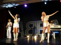 ABBA tribute band fill the floor at Nantwich Civic gig
