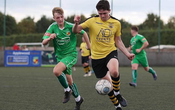 AFC Crewe push forward (1)