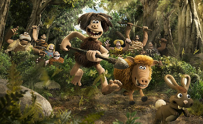 Aardman film Early Man