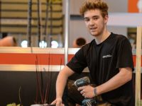 Teenage gardener from Nantwich scoops WorldSkills UK medal