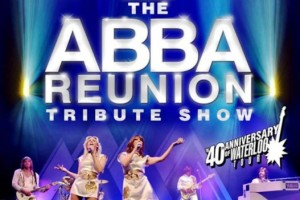 Abba 40th anniversary tribute arrives at Crewe Lyceum