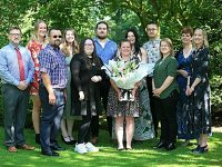 Reaseheath College students in Nantwich honoured at awards cermonies
