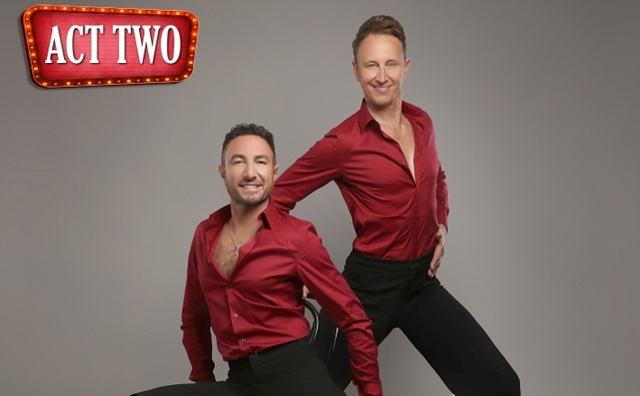 Ballroom Boys Act 2 - Strictly stars at Lyceum