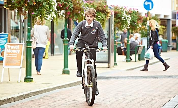 Active Travel 2 - cycling and walking