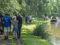 Active Waterways programme for Over 55s in Cheshire