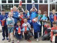 Hundreds of pupils enjoy Brine Leas Activity Day