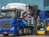 Nantwich firm Boughey Distribution invests in 100 new trucks