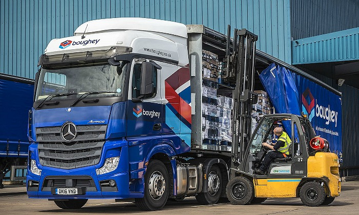 Actros 2545 - Boughey Distribution