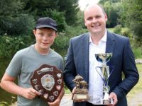 Youngster sweeps board at Nantwich fishing contest