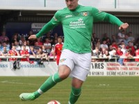 "Nantwich Town star Jones wants team to be more ""ruthless"""