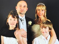 Heartbroken wife of Audlem man Adam Lovatt pays tribute as murder probe continues