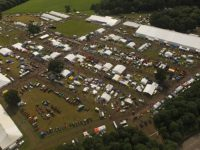 Thousands brave the rain to enjoy Nantwich Show spectacular