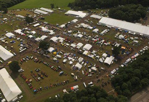 Weather set fair for Nantwich Show at Dorfold Park