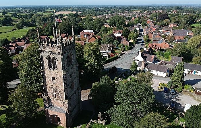 Wybunbury Tower heritage open days