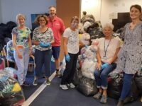 Nantwich Buddies help Cheshire East with Afghan refugee donations