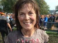 Nantwich vet raises £550 for Alder Hey in 'Tough Mudder' race