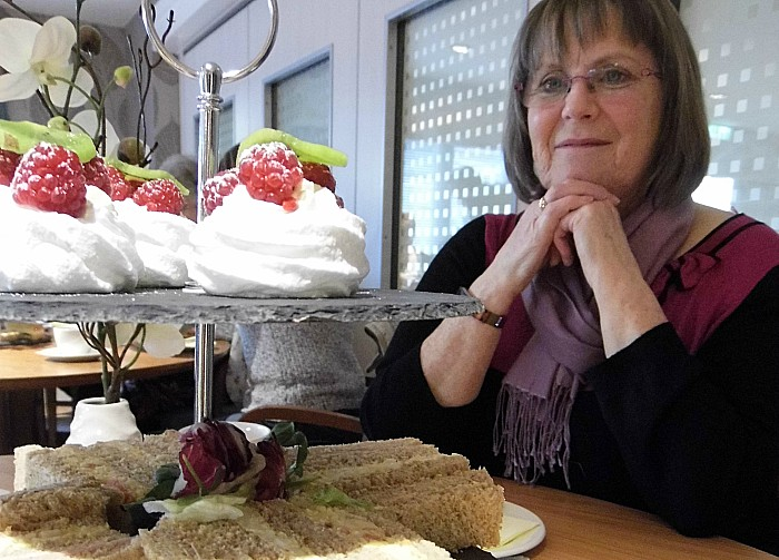 Afternoon Tea at Richmond Village Nantwich