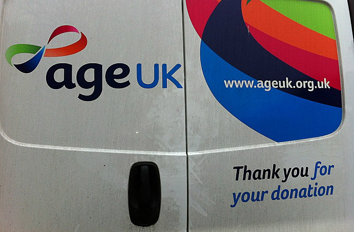 Age UK - pic by Howard Lake, creative commons