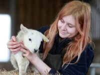 Reaseheath College hosts virtual lambing and zoo event