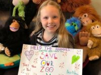 Big-hearted Nantwich youngsters fundraise for Chester Zoo