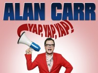 TV comedian Alan Carr to play Crewe Lyceum on 2015 UK tour