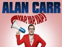 TV comedian Alan Carr to play Crewe Lyceum on 2015 UK tour