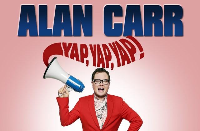 TV comedian Alan Carr to play Crewe Lyceum on 2015 UK tour ...