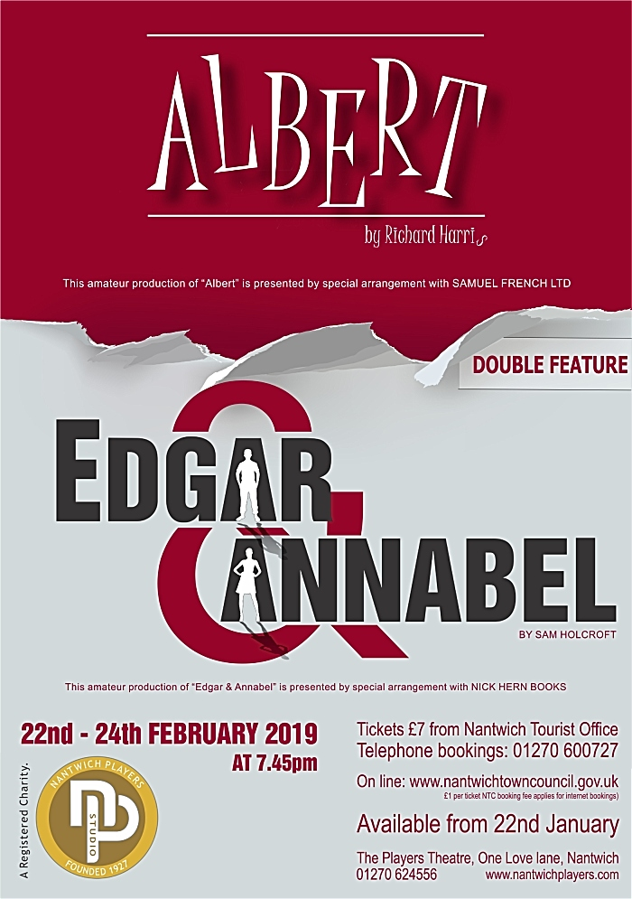Albert and Edgar & Annabel Poster (1)