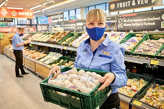Aldi store Nantwich - May 2021 (2)
