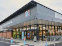 GB medallist marks opening of new Aldi store in Nantwich